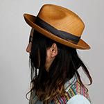 Шляпа BAILEY арт. 22776BH CUBAN (коричневый)
